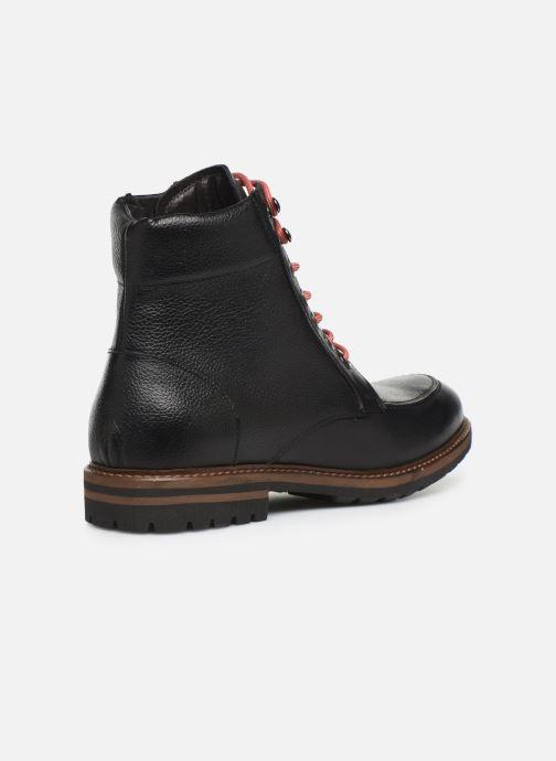 Bottines et boots Mr SARENZA Nando Noir vue face