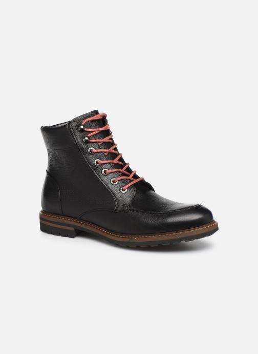 Bottines et boots Mr SARENZA Nando Noir vue droite