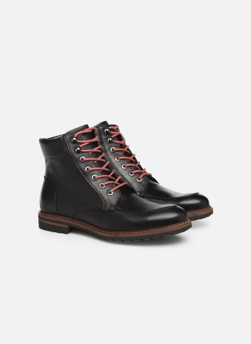 Bottines et boots Mr SARENZA Nando Noir vue derrière