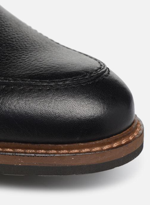 Bottines et boots Mr SARENZA Nando Noir vue gauche