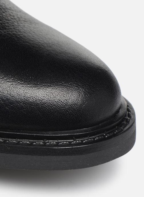 Zapatos con cordones Mr SARENZA Nodal Negro vista lateral izquierda