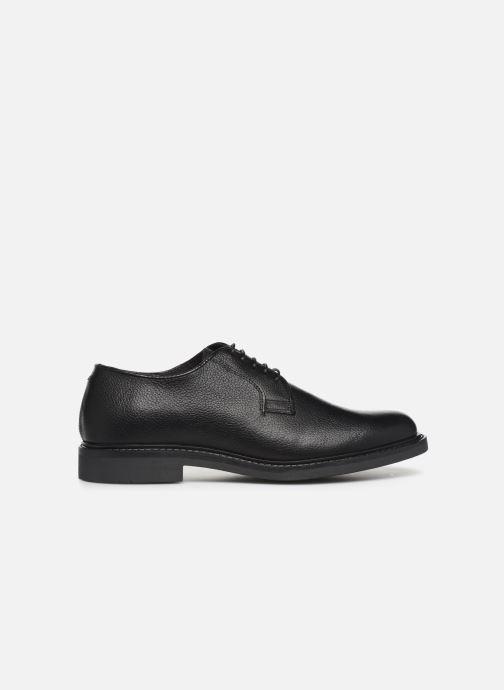Zapatos con cordones Mr SARENZA Nodal Negro vista de detalle / par