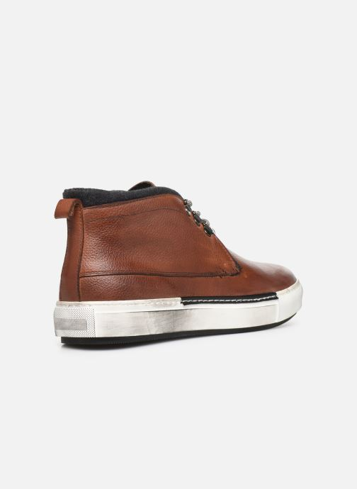 Sneakers Mr SARENZA Nipa Brun se forfra