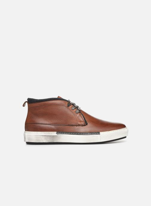 Sneakers Mr SARENZA Nipa Brun detaljeret billede af skoene