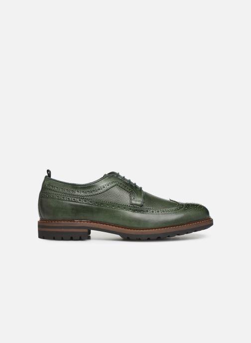 Chaussures à lacets Mr SARENZA Nolis Vert vue détail/paire