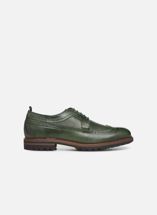 Zapatos con cordones Mr SARENZA Nolis Verde vista de detalle / par