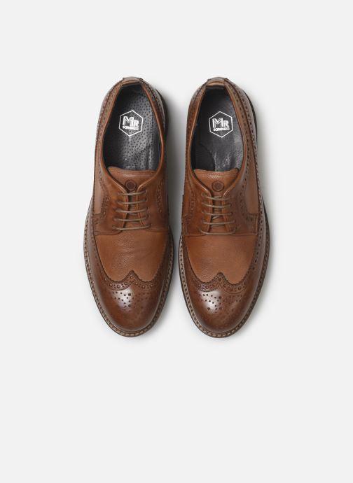 Chaussures à lacets Mr SARENZA Nolis Marron vue portées chaussures