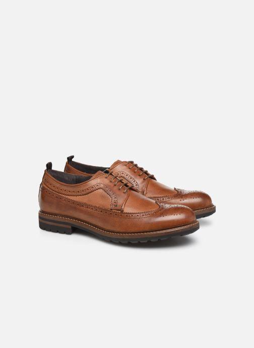 Chaussures à lacets Mr SARENZA Nolis Marron vue derrière