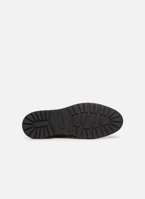 Chaussures à lacets Mr SARENZA Nolis Marron vue haut