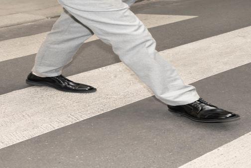 Scarpe con lacci Mr SARENZA Noc Nero immagine dal basso