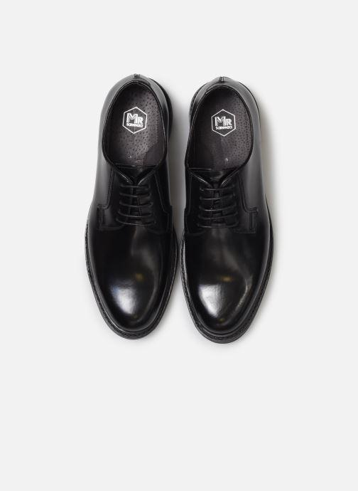 Zapatos con cordones Mr SARENZA Noc Negro vista del modelo