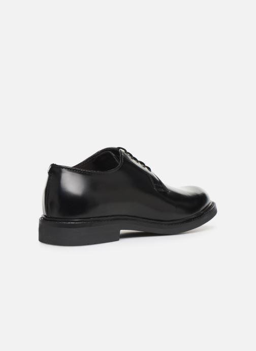 Zapatos con cordones Mr SARENZA Noc Negro vista de frente