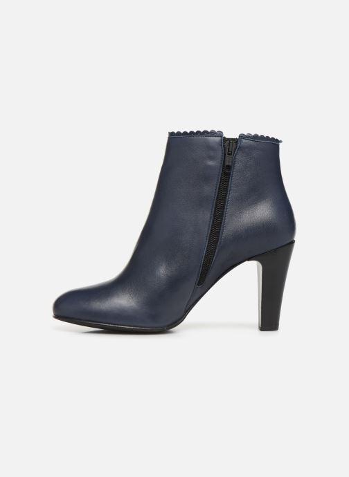 Bottines et boots Georgia Rose Lupa Bleu vue face