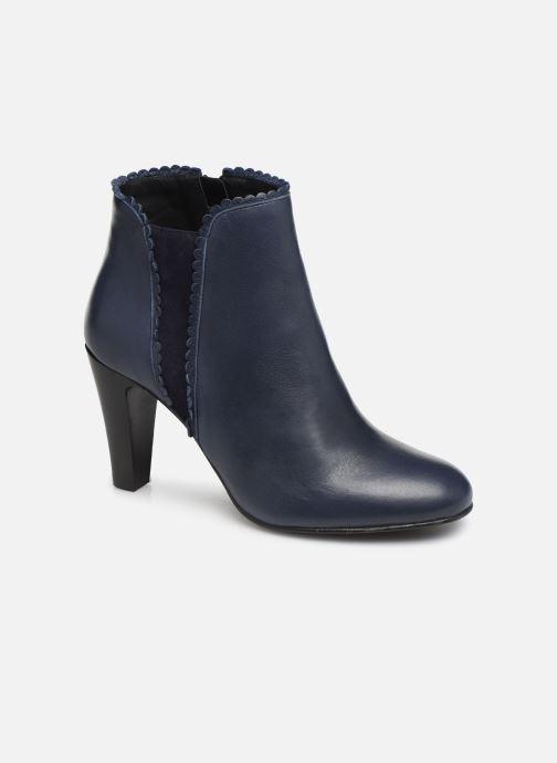 Ankelstøvler Georgia Rose Lupa Blå detaljeret billede af skoene