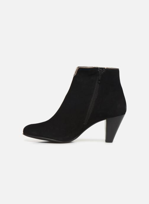 Bottines et boots Georgia Rose Lilly Noir vue face