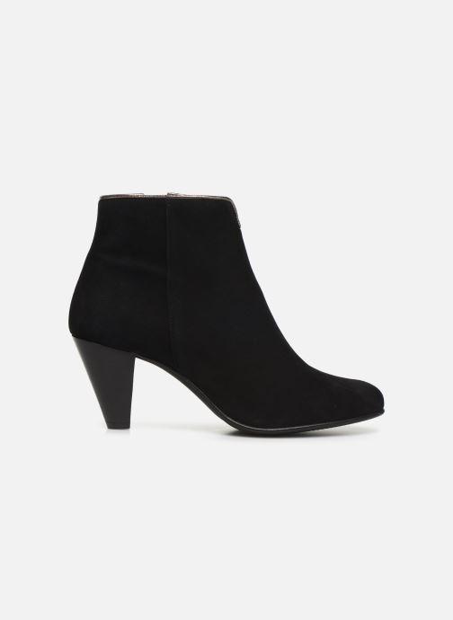 Bottines et boots Georgia Rose Lilly Noir vue derrière