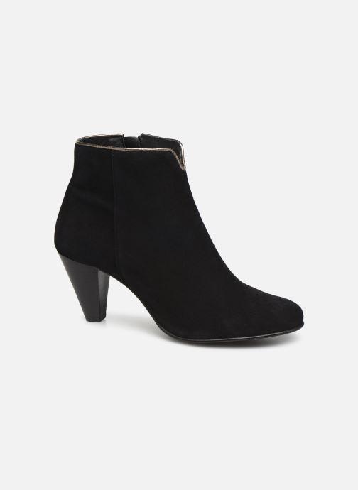 Bottines et boots Georgia Rose Lilly Noir vue détail/paire