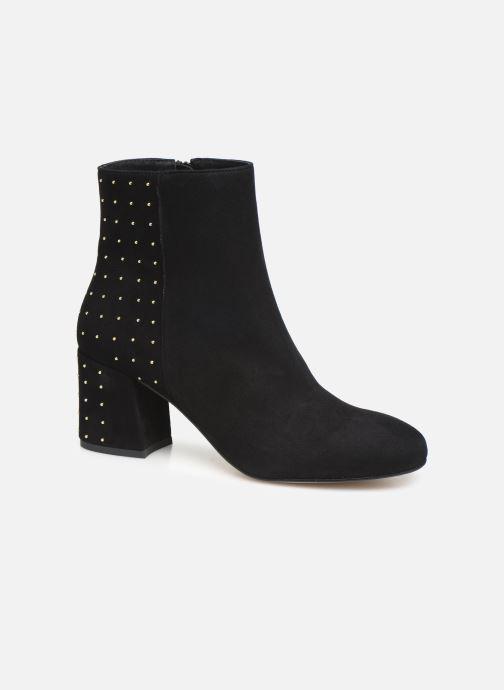 Bottines et boots Georgia Rose Lota Noir vue détail/paire
