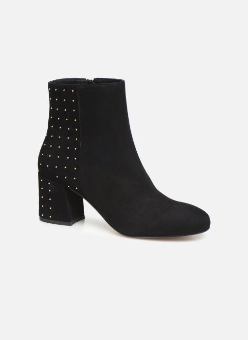 Boots en enkellaarsjes Georgia Rose Lota Zwart detail