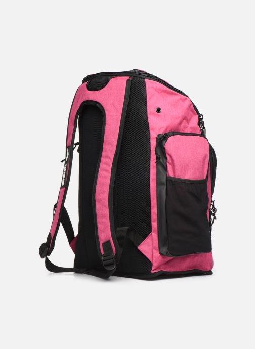 Rugzakken Arena Team Backpack 45 Roze rechts