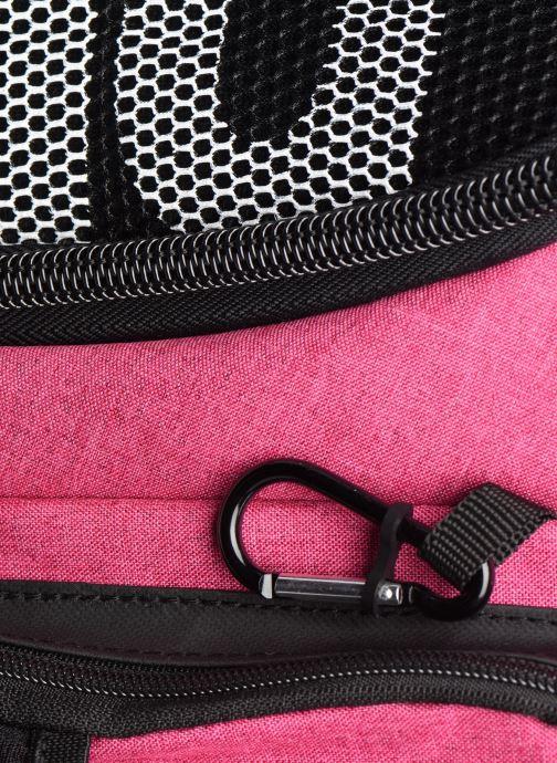 Rugzakken Arena Team Backpack 45 Roze links