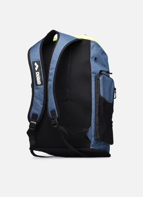 Mochilas Arena Team Backpack 45 Azul vista lateral derecha