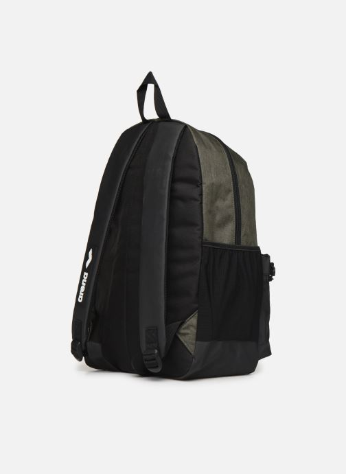 Rucksacks Arena Team Backpack 30 Green view from the right