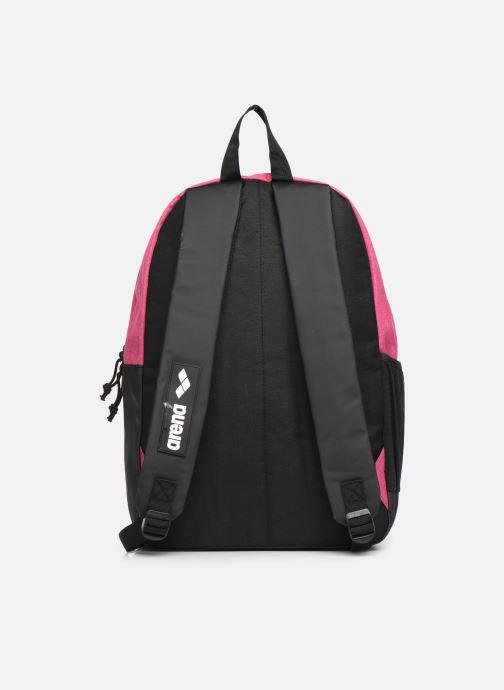 Mochilas Arena Team Backpack 30 Rosa vista de frente