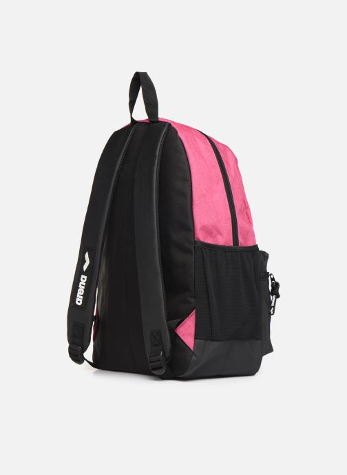 Mochilas Arena Team Backpack 30 Rosa vista lateral derecha