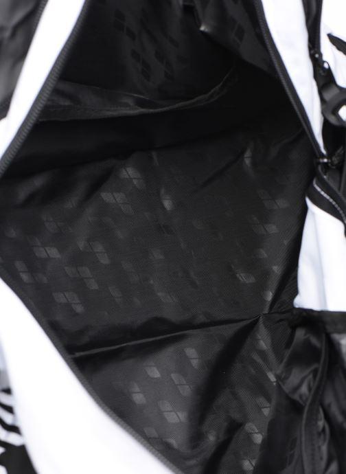 Bolsas de deporte Arena Fast Shoulder Bag Allover Negro vistra trasera