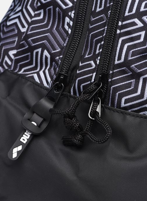 Sacs de sport Arena Fast Shoulder Bag Allover Gris vue derrière