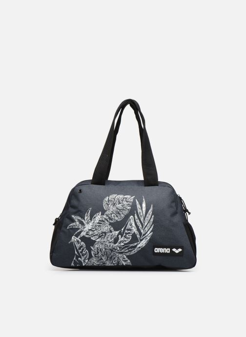 Sporttassen Arena Fast Shoulder Bag Allover Blauw detail