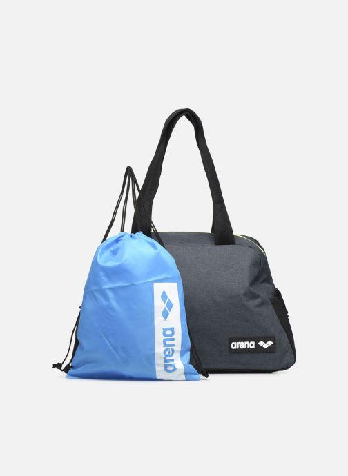 Borsa da palestra Arena Fast Shoulder Bag Grigio immagine sinistra