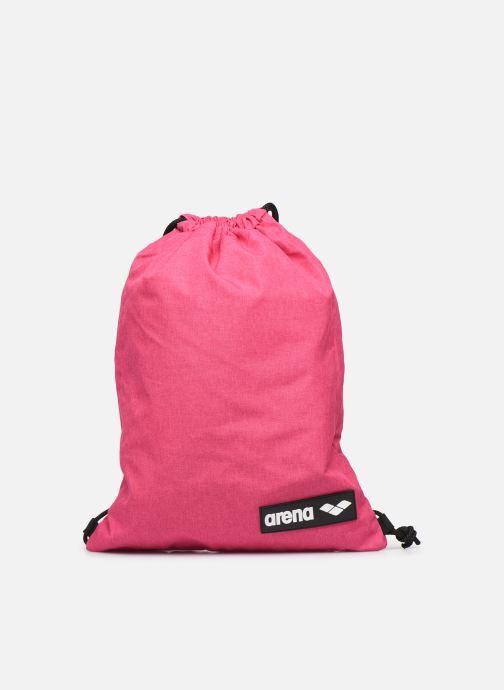 Bolsas de deporte Arena Team Swimbag Rosa vista de detalle / par