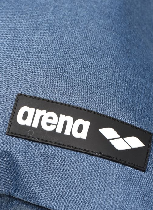 Borsa da palestra Arena Team Swimbag Azzurro immagine sinistra