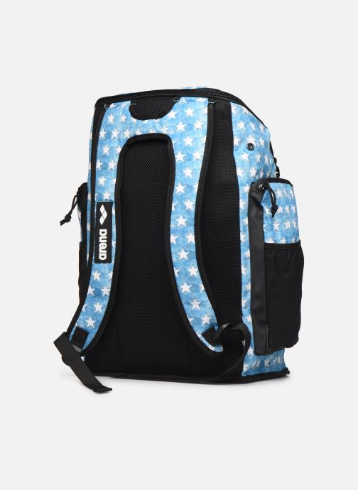 Rucksacks Arena HEROES TEAM 45 BACKPACK Blue view from the right