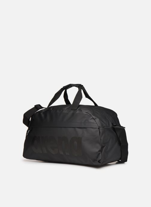 Sports bags Arena Team Duffle 40 All Black Black model view