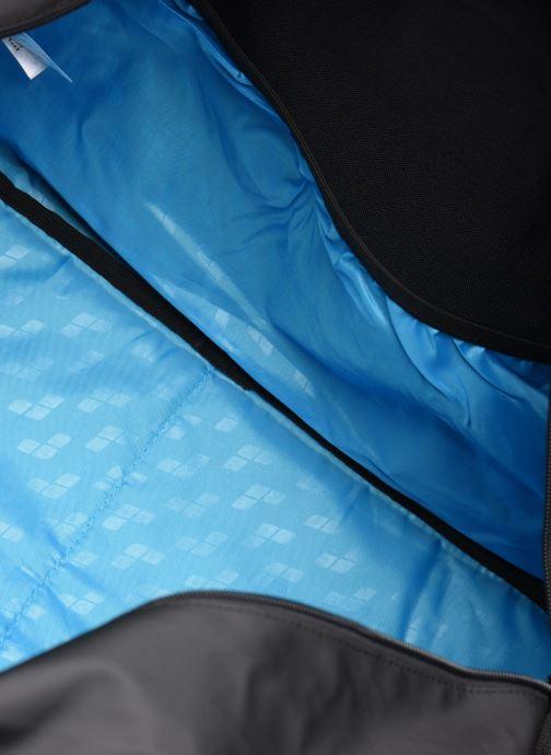 Borsa da palestra Arena Team Duffle 40 All Black Nero immagine posteriore