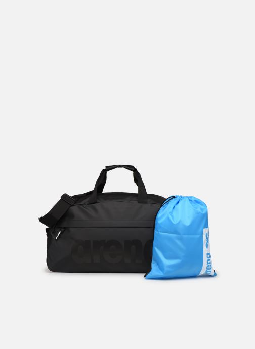 Sports bags Arena Team Duffle 40 All Black Black view from the left