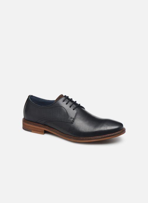 Chaussures à lacets Mr SARENZA WIVRE Bleu vue droite
