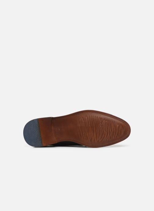 Chaussures à lacets Mr SARENZA WIVRE Bleu vue haut