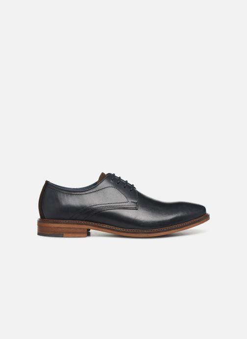 Snøresko Mr SARENZA WIVRE Blå detaljeret billede af skoene