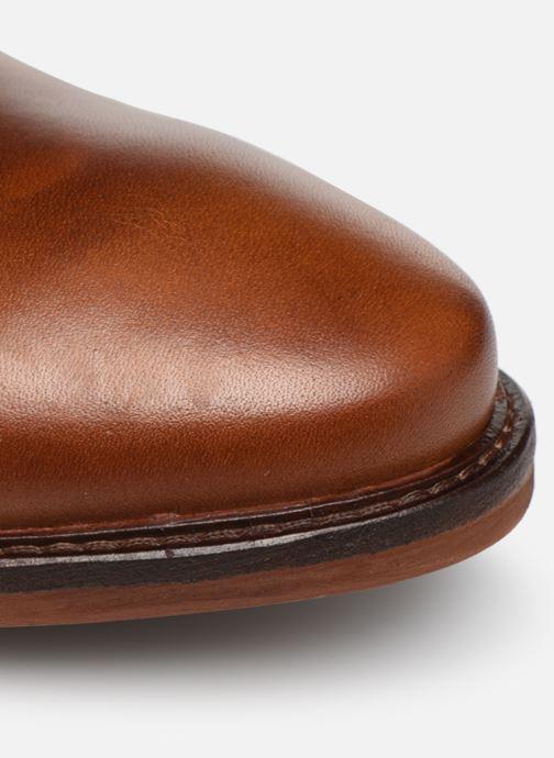 Scarpe con lacci Mr SARENZA WIVRE Marrone immagine sinistra