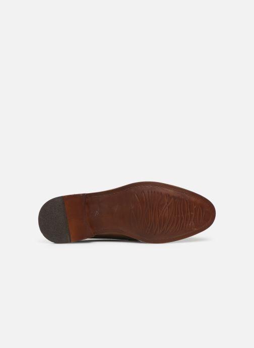Zapatos con cordones Mr SARENZA WIVRE Marrón vista de arriba