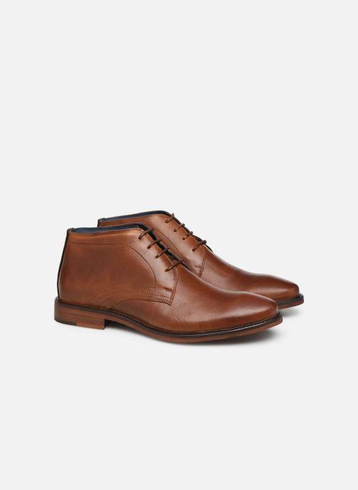 Bottines et boots Mr SARENZA WAVE Marron vue derrière