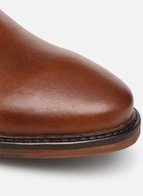 Bottines et boots Mr SARENZA WAVE Marron vue gauche