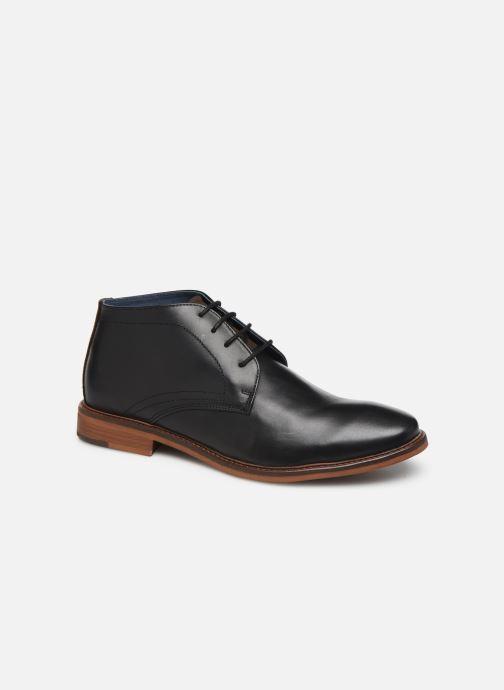 Bottines et boots Mr SARENZA WAVE Noir vue droite