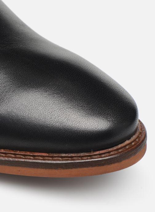 Bottines et boots Mr SARENZA WAVE Noir vue gauche