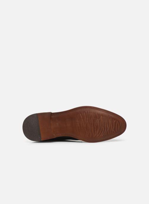 Bottines et boots Mr SARENZA WAVE Noir vue haut