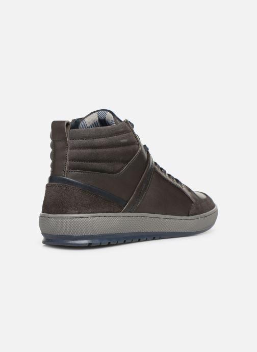 Sneakers Mr SARENZA WAMBA Grigio immagine frontale